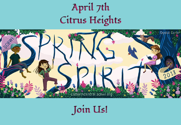 Join us April 7th for Spring Spirit 2018