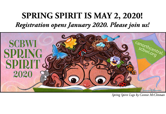 Spring Spirit is May 2, 2020! Registration opens in January. Please join us!