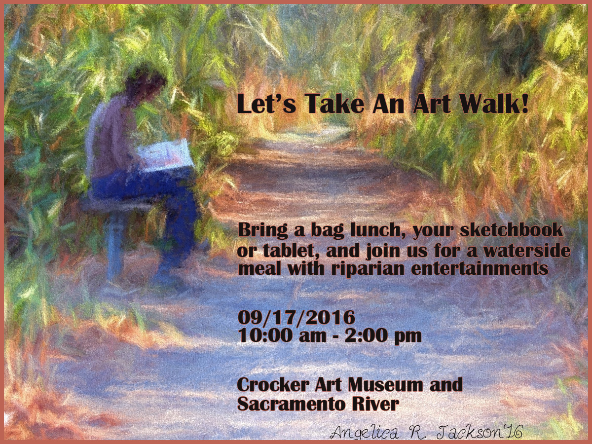 Let's Take an Art Walk