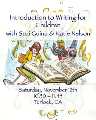 Have you ever thought about writing a children's book?Join us for an introduction into the world of kidlit